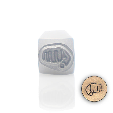Design Stamp - Fist Emoji - Design 45