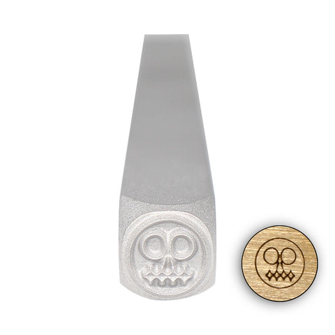 Design Stamp - Skull Emoji - Design 82