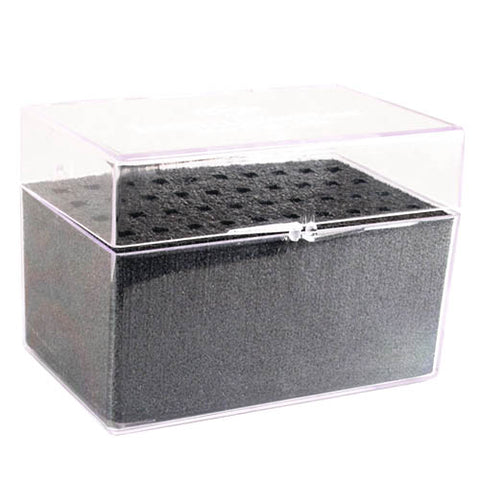 Outer view of Plastic Box with Foam Insert