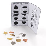 Image of Jewelry Tags - Sample Pack