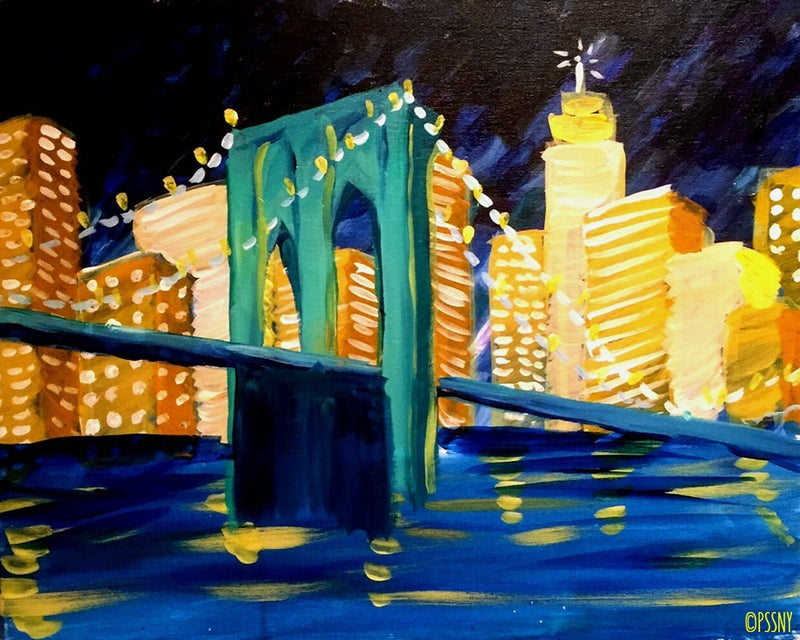 Brooklyn Bridge - May 29th 7pm