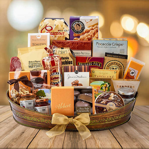 1090800-grand-indulgence-copper-gourmet-tray-thankfully-yours-gift-basket
