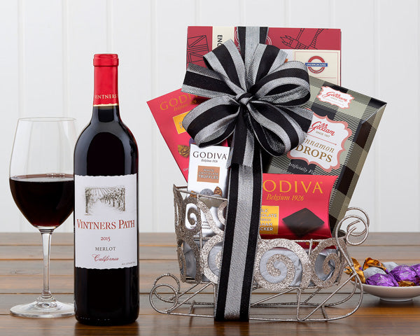 403-vintners-path-merlot-sleigh-assortment-thankfully-yours-wine-basket