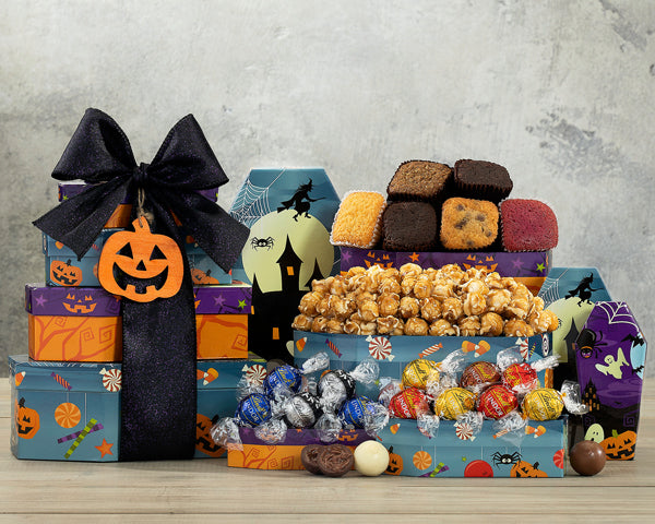 660-lindt-chocolate-and-brownie-halloween-gift-tower-thankfully-yours