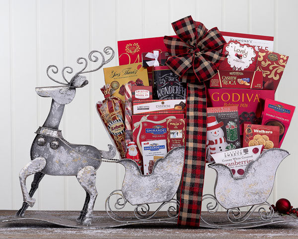 831-sleigh-and-reindeer-collection-thankfully-yours-holiday-gift-basket