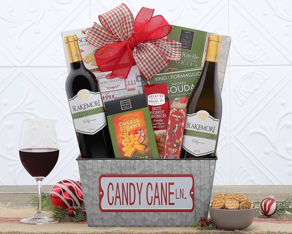 981-red-and-white-wine-candy-cane-lane-thankfully-yours-gift-basket