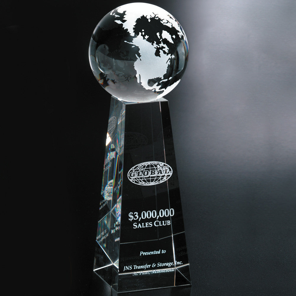 Tapered Globe Award