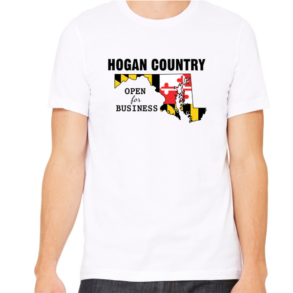 T-shirt - Hogan Country