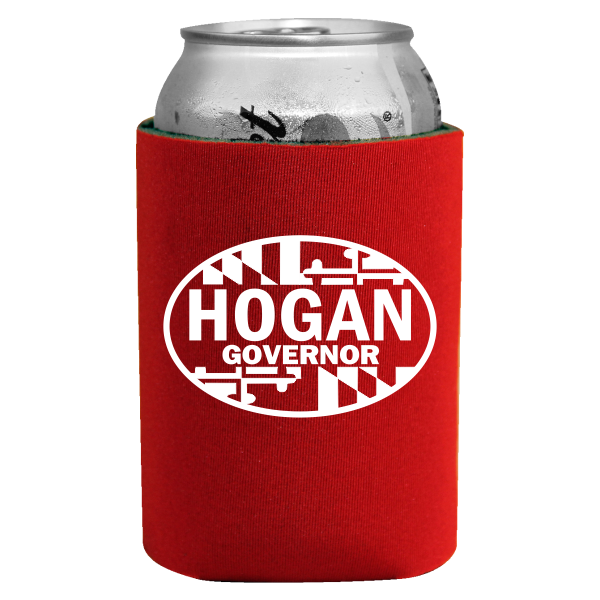 Can Cooler - Hogan Governor Oval