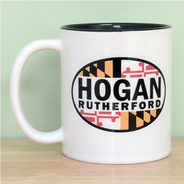 Coffee Mug - Hogan Rutherford Oval
