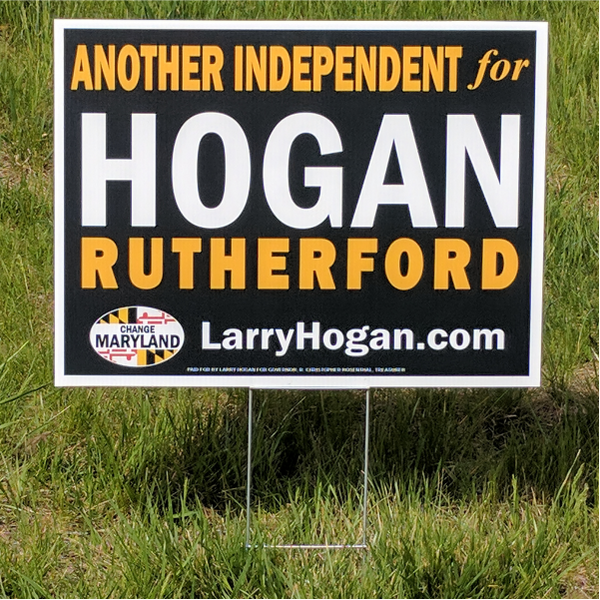 Yard Sign - Another Independent