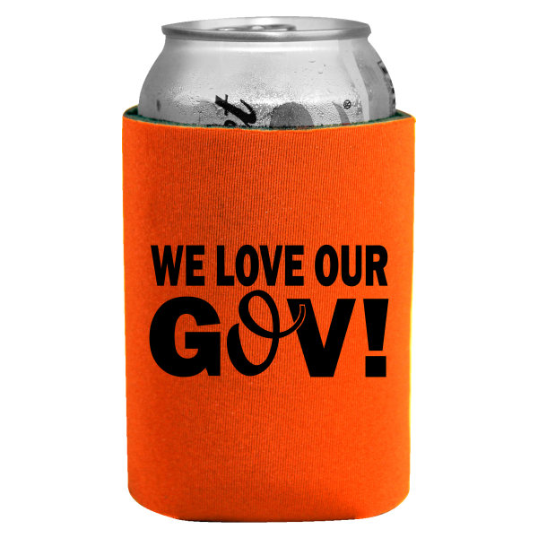 Can Cooler - Love Our Gov!