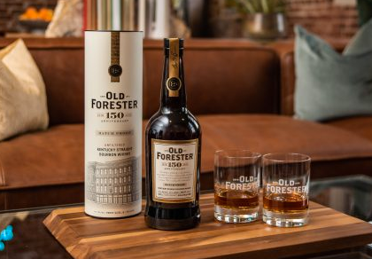 Old Forester 150 Anniversary Trilogy