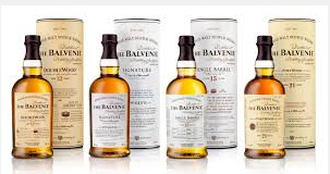 The Balvenie 750ml