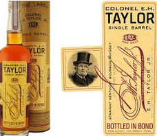 E.H. Taylor Single Barrel