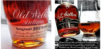 Weller Antique Bourbon 107 Proof