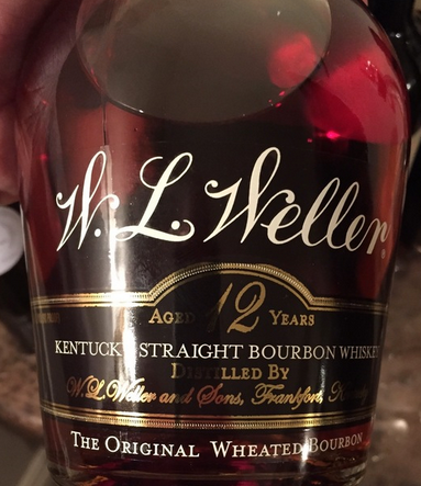 W. L. Weller 12 Year Old