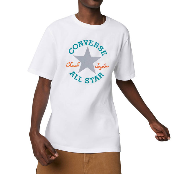 Converse Deconstructed Chuck Taylor T-Shirt White