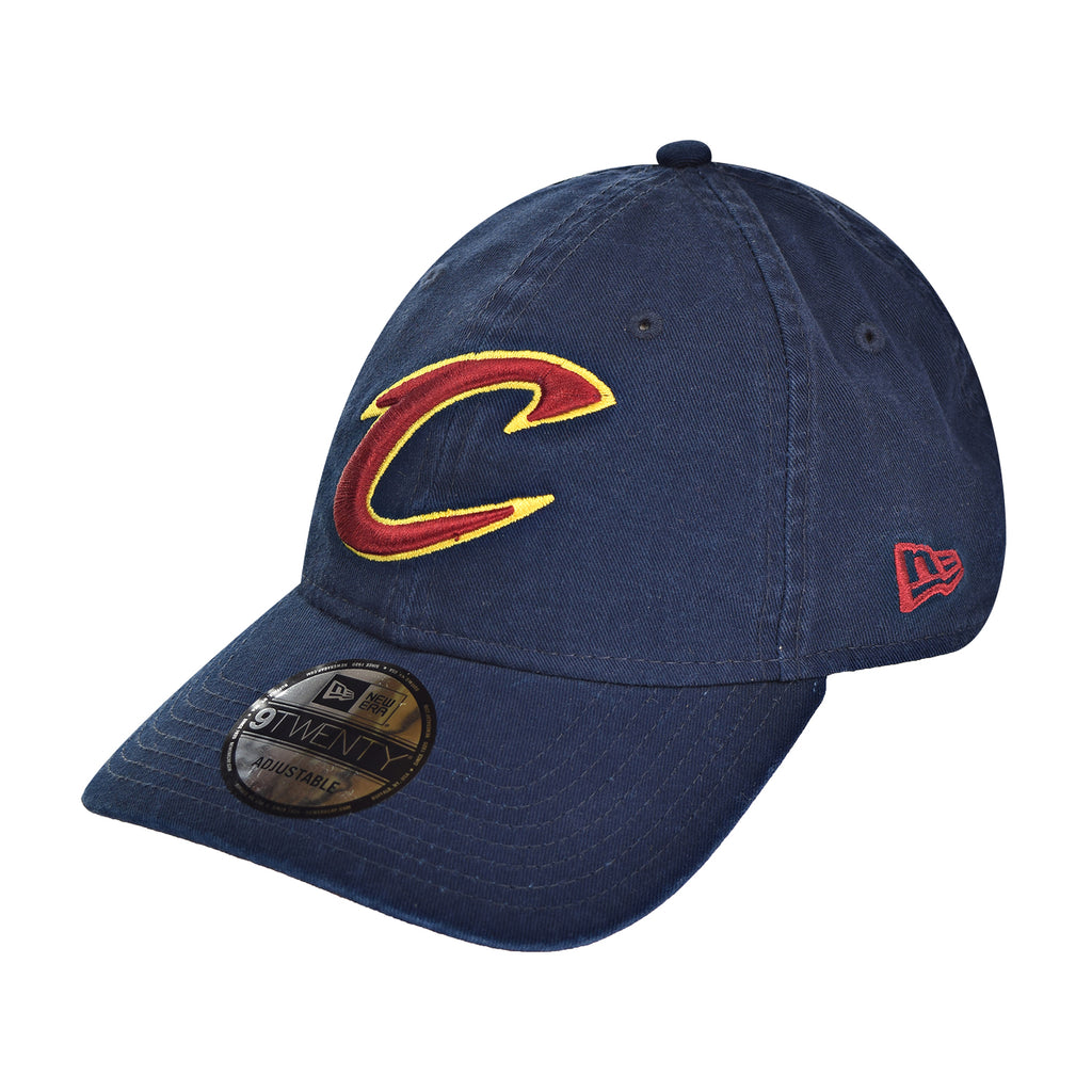 New Era Cleveland Cavaliers Core Classic TW Men's Strapback Hat Cap Blue