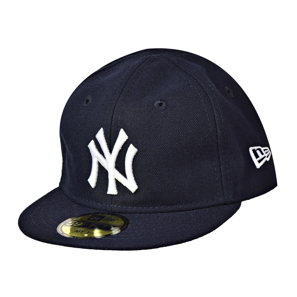 New Era New York Yankees My First 59Fifty Infant Fitted Hat Cap Navy Blue/White