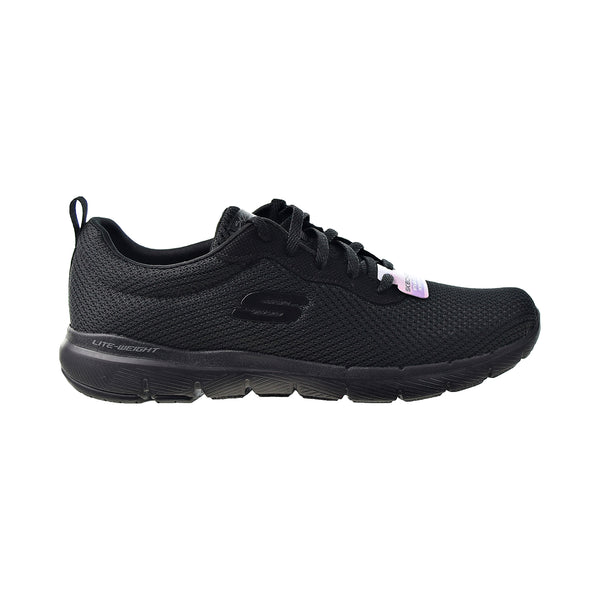 Skechers Flex Appeal 3.0 First Insight Women's Shoes Black