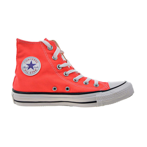 Converse Chuck Taylor All Star Hi Men's Shoes Fiery Coral