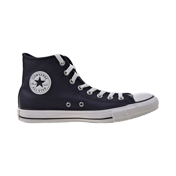 Converse Chuck Taylor Hi Leather Men's Shoes Black