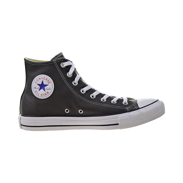Converse Chuck Taylor Leather High Men's Shoes Gray