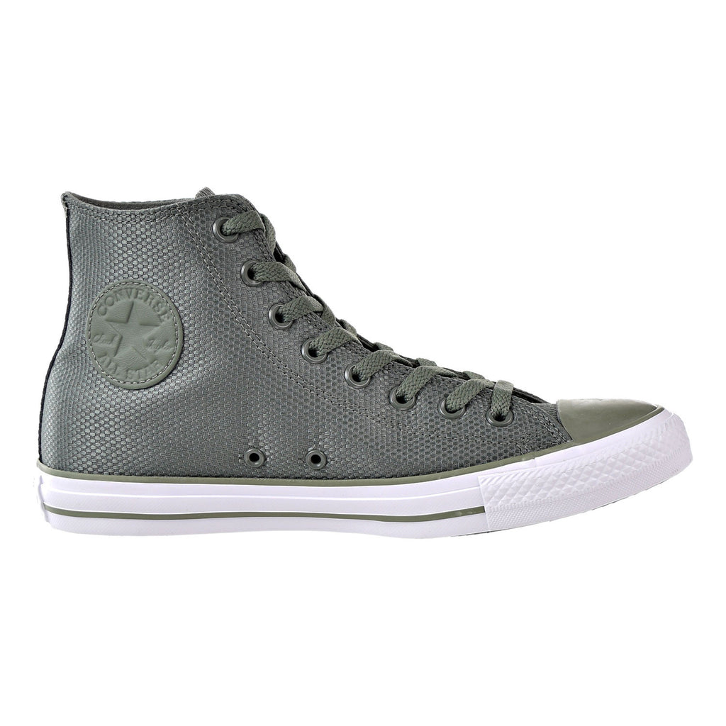 Converse Chuck Taylor All-Star High Men's Shoes Olive-Submarine/White/Brown