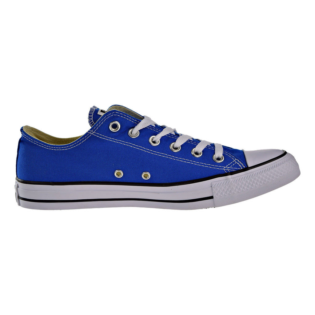 Converse Chuck Taylor All Star Seasonal Colors Low Top Unisex Shoes Solar Blue