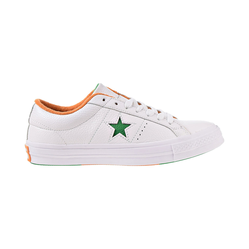 Converse One Star Grand Slam Men's Low Top Shoes White-Green