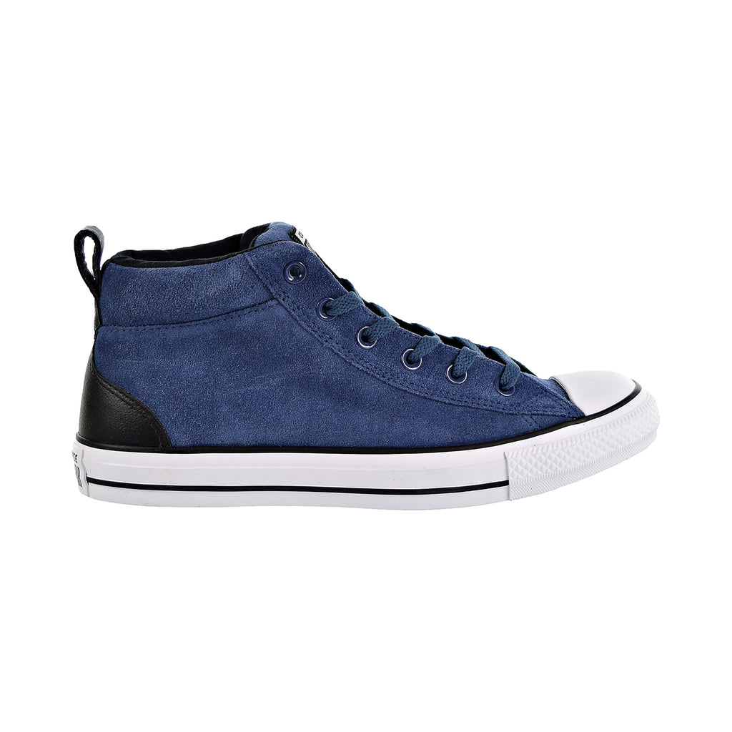 Converse Chuck Taylor All Star Street Mid Unisex Shoes Mason Blue/Black/White