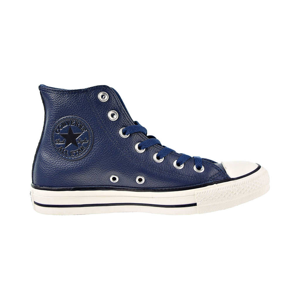 Converse Chuck Taylor All Star Hi Men's Shoes Navy-Egret