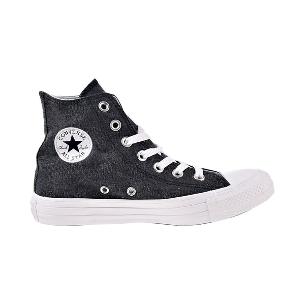 Converse Chuck Taylor All Star Hi Men's Shoes Black-White