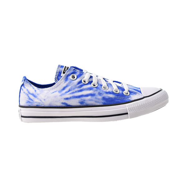 Converse Chuck Taylor All Star OX Tie Dye Men's Shoes Game Royal-White
