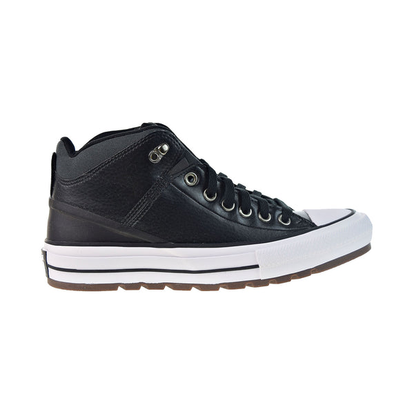 Converse Chuck Taylor All Star Street Boot Hi Top Men's Shoes Black-White