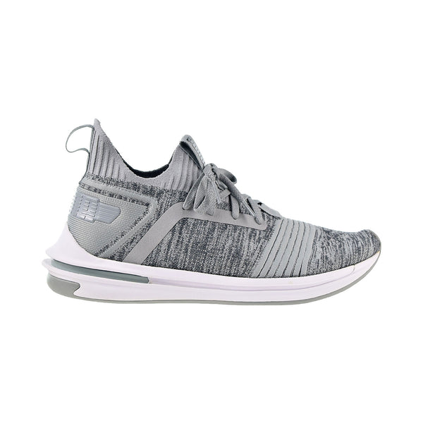 Puma Ignite Limitless Evoknit Men's Training Shoes Quarry Grey-White