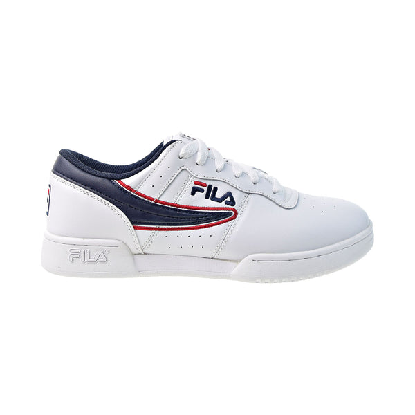 Fila Original Fitness Offset Men's Shoes White-Navy-Red