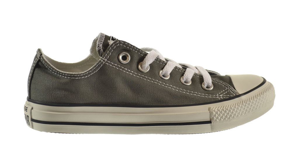 Converse Chuck Taylor All Star Seasonal OX Unisex Shoes Charcoal