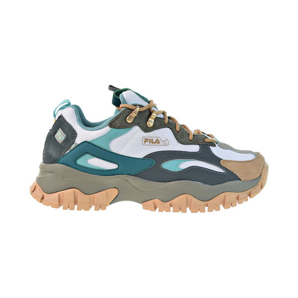 Fila Ray Tracer TR 2 Men's Shoes White-Green-Grey