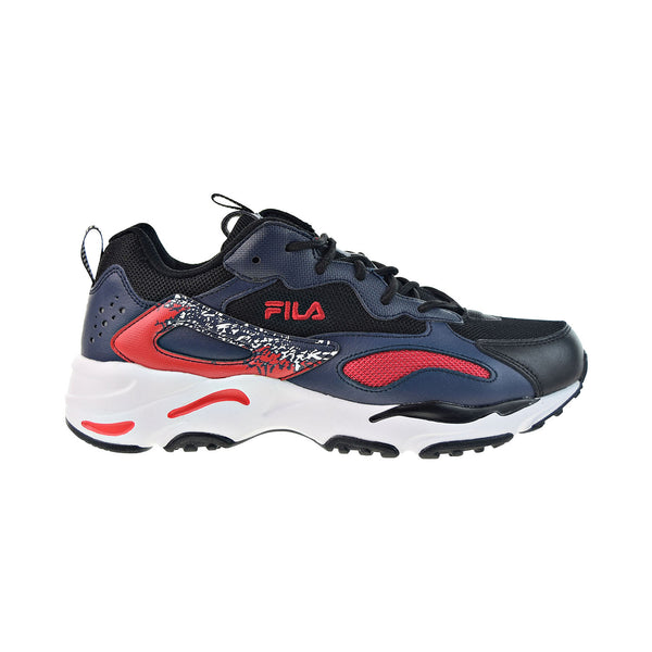 Fila Ray Tracer TR 2 Men's Shoes Black-White-Blue-Red