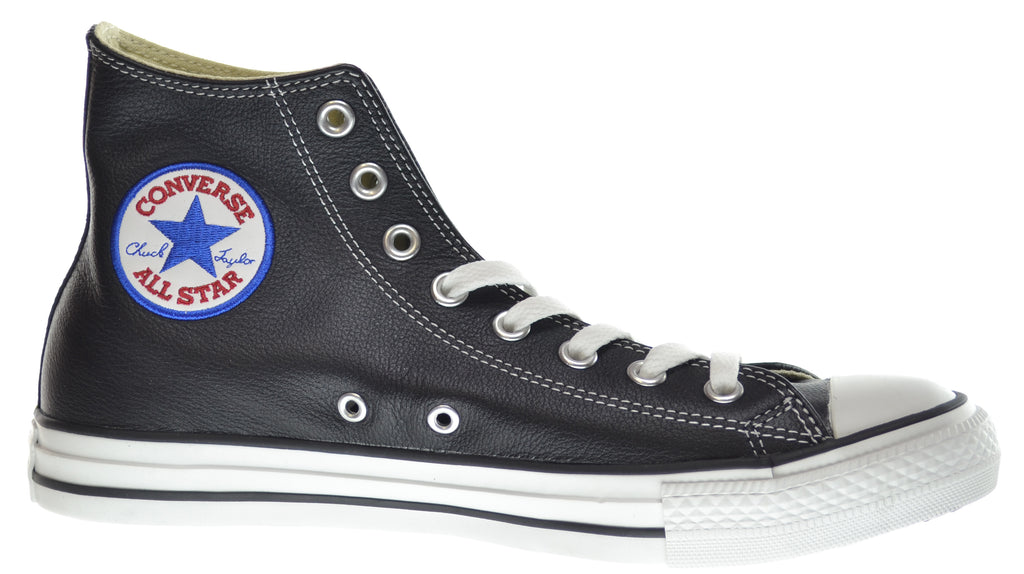 Converse Chuck Taylor All Star High Men's Shoes Leather Black