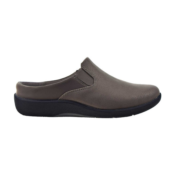 Clarks Sillian Wild Women's (Wide) Shoes Pewter Textile