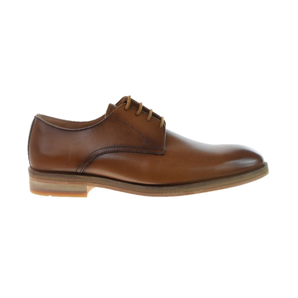 Clarks Oliver Lace Men's Shoes Tan Leather