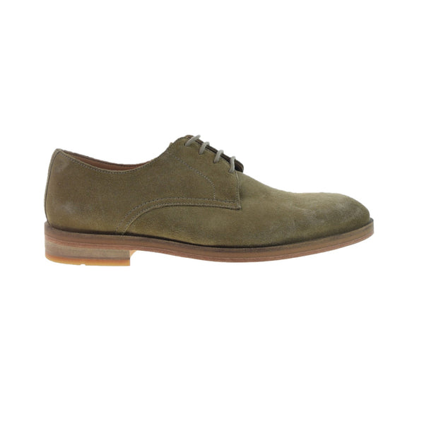 Clarks Oliver Lace Men's Shoes Dark Sand Suede