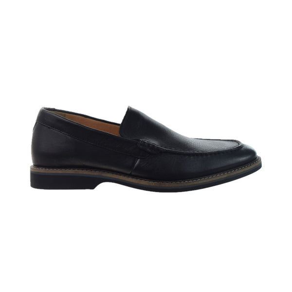 Clarks Atticus Edge Men's Slip-On Loafers Black Leather