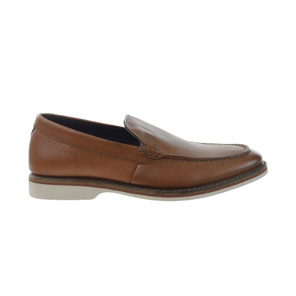 Clarks Atticus Edge Men's Slip-On Loafers Tan Leather