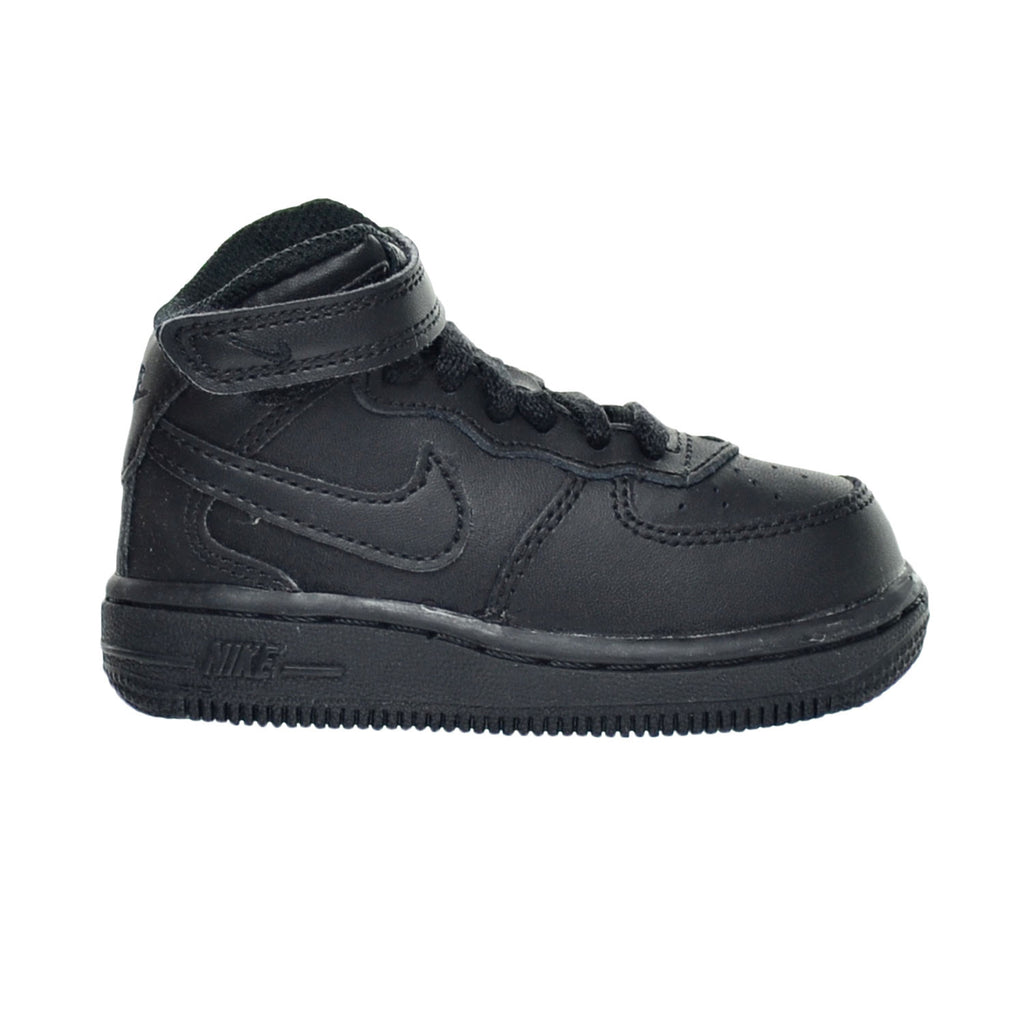 Nike Air Force 1 Mid (TD) Baby Toddlers Black
