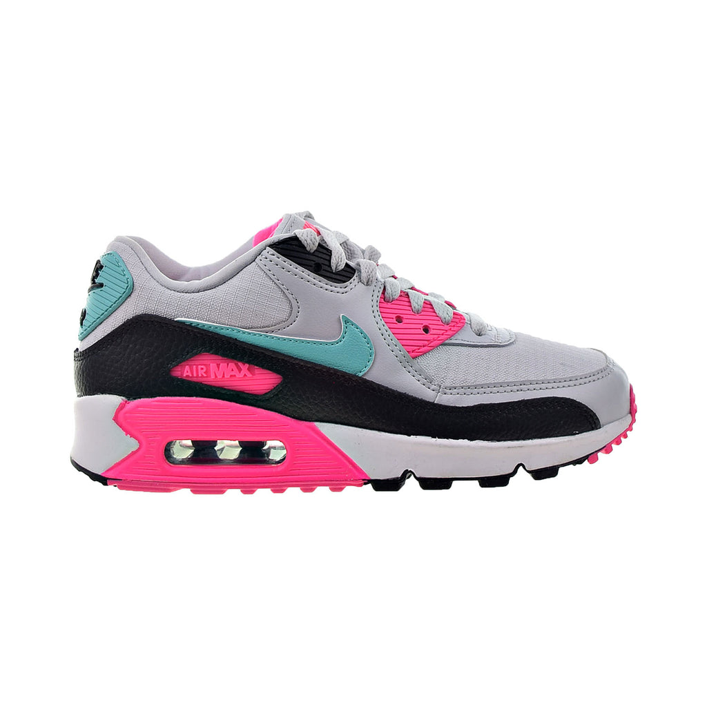 "Nike Air Max 90 ""South Beach"" Women's Shoes Pure Platinum-Aurora Green"