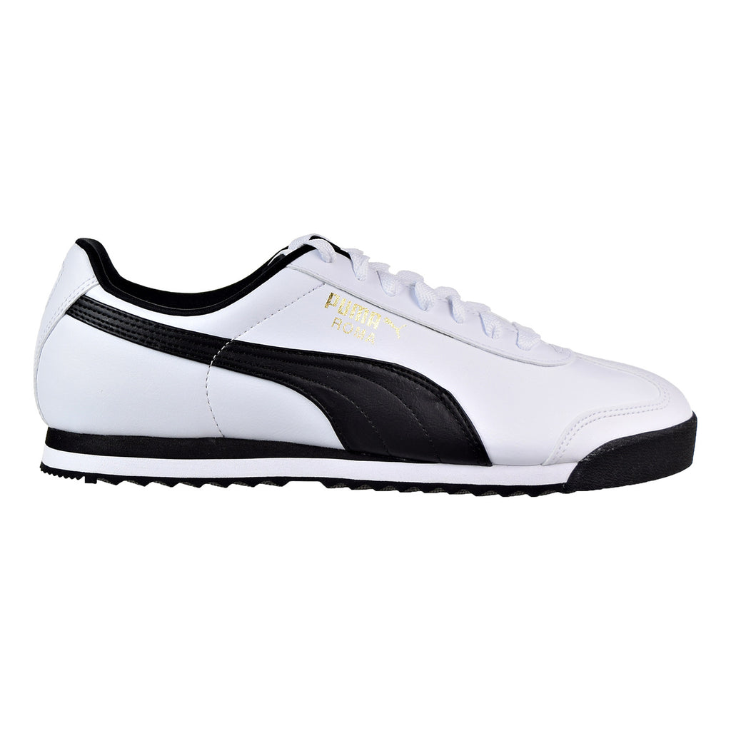 Puma Roma Basic Men's Shoes Puma White/Puma Black